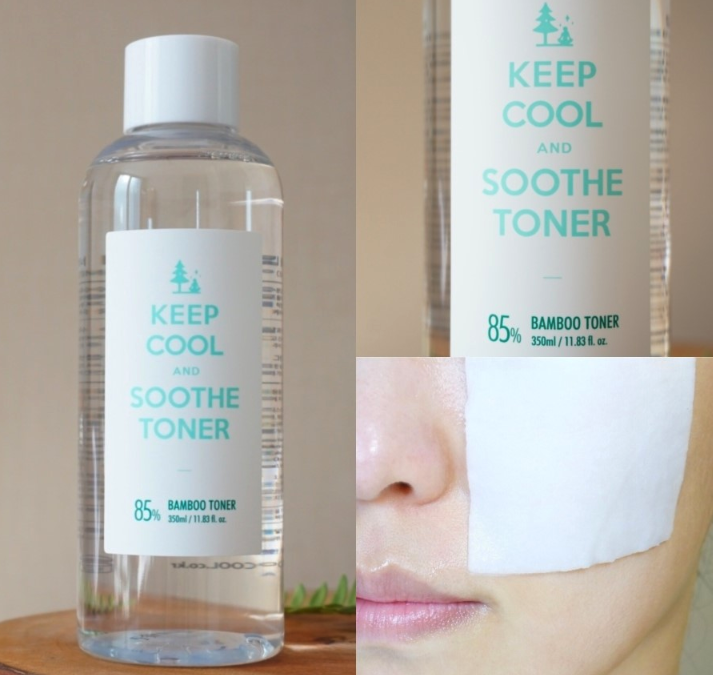 Keep Cool Bamboo Toner 후기